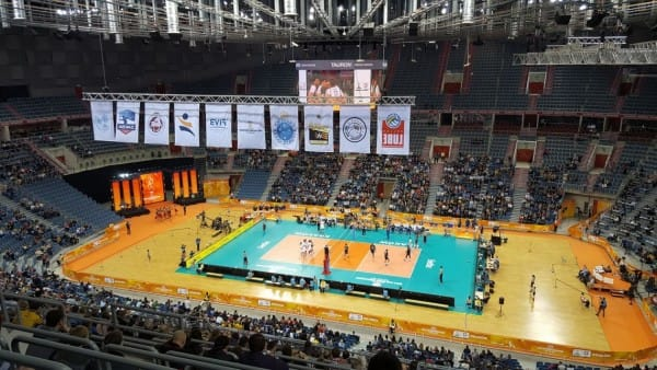 SBS na Mistrzostwach FIVB VOLLEYBALL MEN'S CLUB WORLD CHAMPIONSHIP 2017